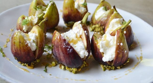 Ricotta-Stuffed-Figs