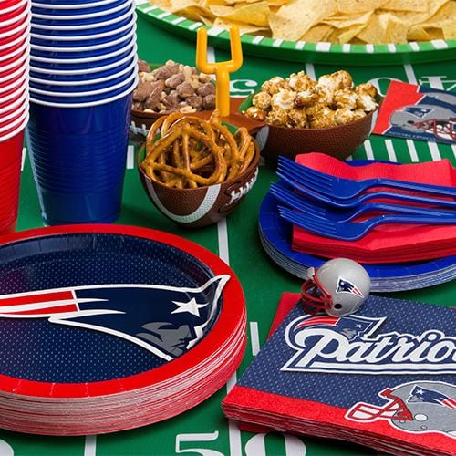 patriots decor