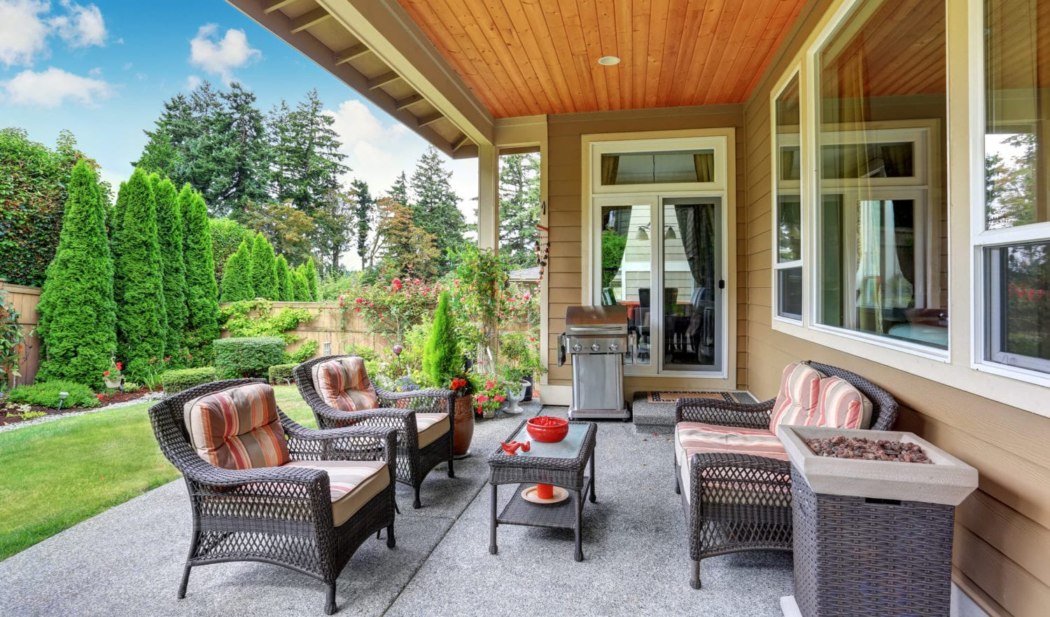 Make The Most Of Your Home S Outdoor Living Spaces Utah Home