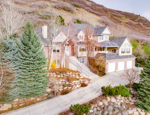 Extraordinary Utah Home: Tranquil Sanctuary in Ogden