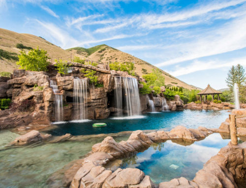 Three Utah Homes Ideal for Splashing Fun