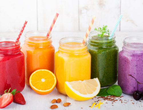 Five Breakfast Smoothie Recipes to Start Off Your Day