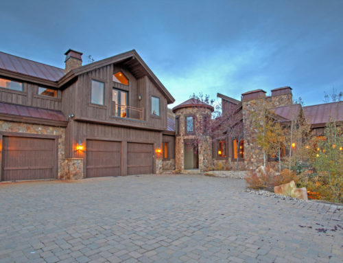 Extraordinary Utah Home: Majestic Mountain Home in Park City