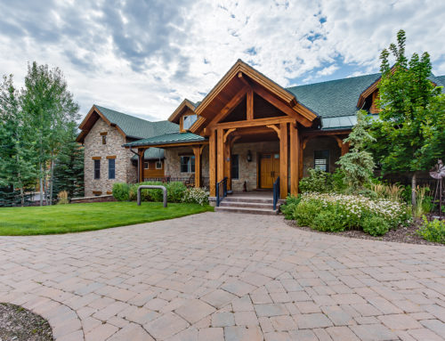 Extraordinary Utah Home: Equestrian Estate in Wallsburg